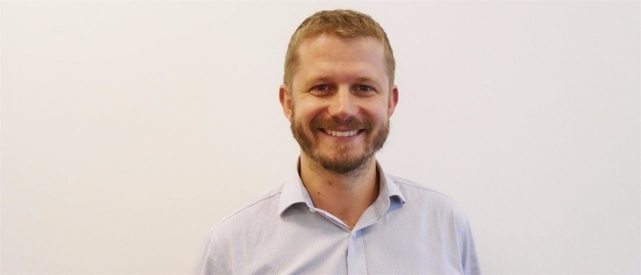 BLC Welcomes Peter Hughes, BLC's New Sustainability Lead