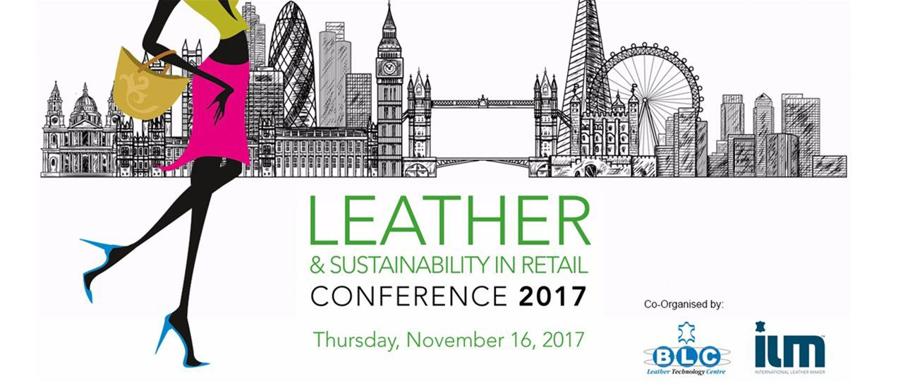 Lead Sponsors Stahl and Smit & zoon Announced for Leather Sustainability Conference