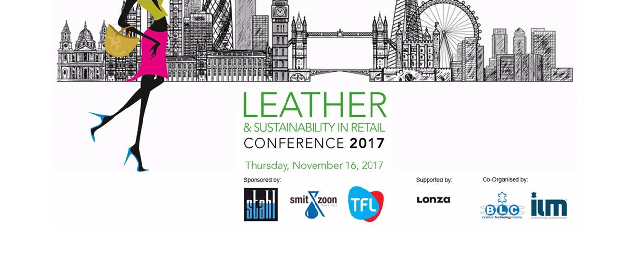 'Cleaning up the Ganges': A Topical Presentation by Stahl at the Leather Sustainability Conference 2017