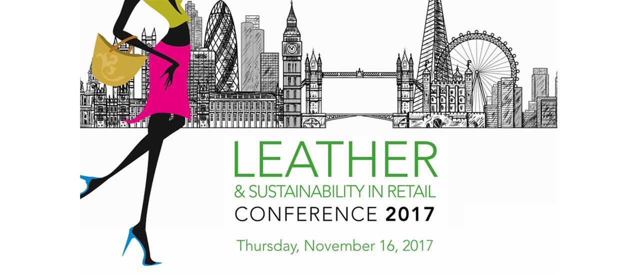 Leather & Sustainability in Retail Conference Taking Place this Thursday in London