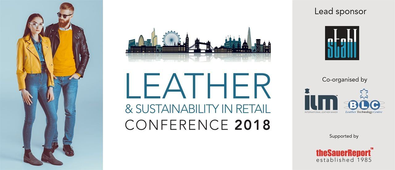 Leather & Sustainability in Retail Conference 2018