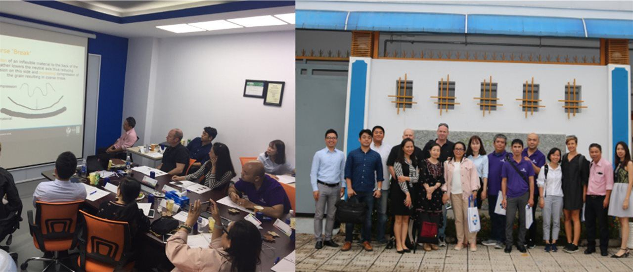 Eurofins | BLC Successfully Completed a Leather Training Programme in Asia Last Week
