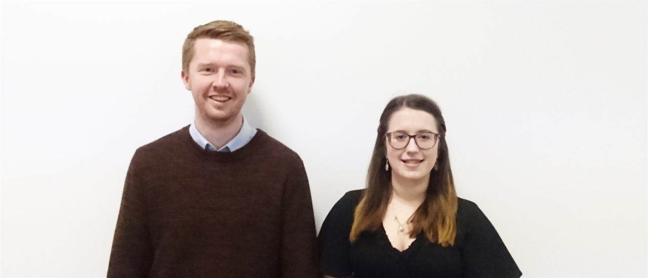 Careers: Eurofins | BLC Welcomes Sam and Alex to the Team