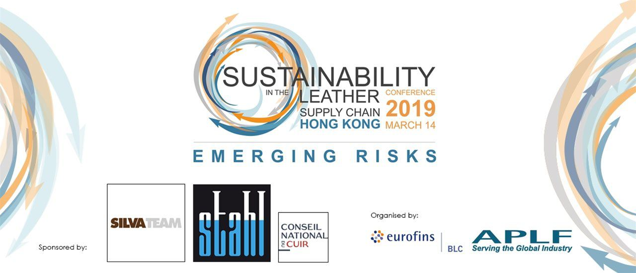 Sustainability in the Leather Supply Chain Conference 2019 Sessions Announced