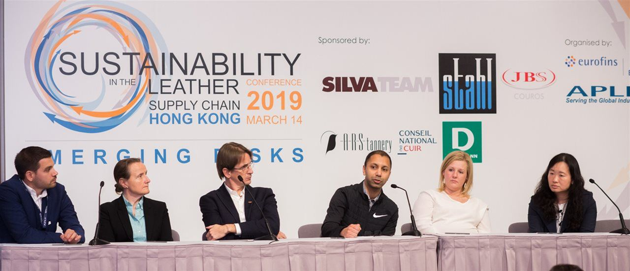 Emerging Risks to the Leather Sector Discussed at 15th Hong Kong Sustainability Conference