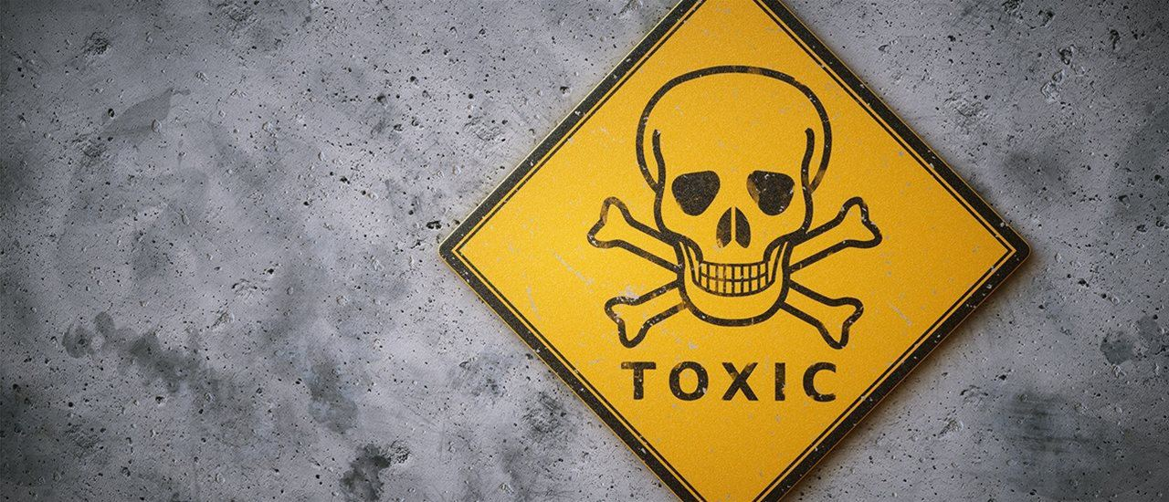 Should I be worried about press articles on toxic chemicals in consumer products?