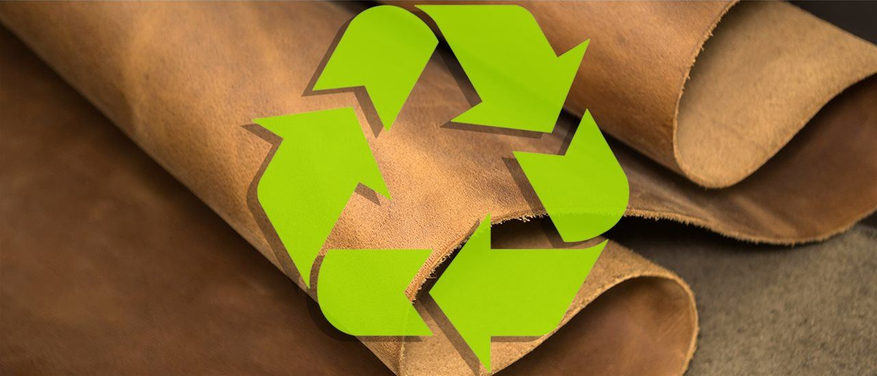 Understanding Recycled Leather Materials – Members Can Now Download a New Information Guide