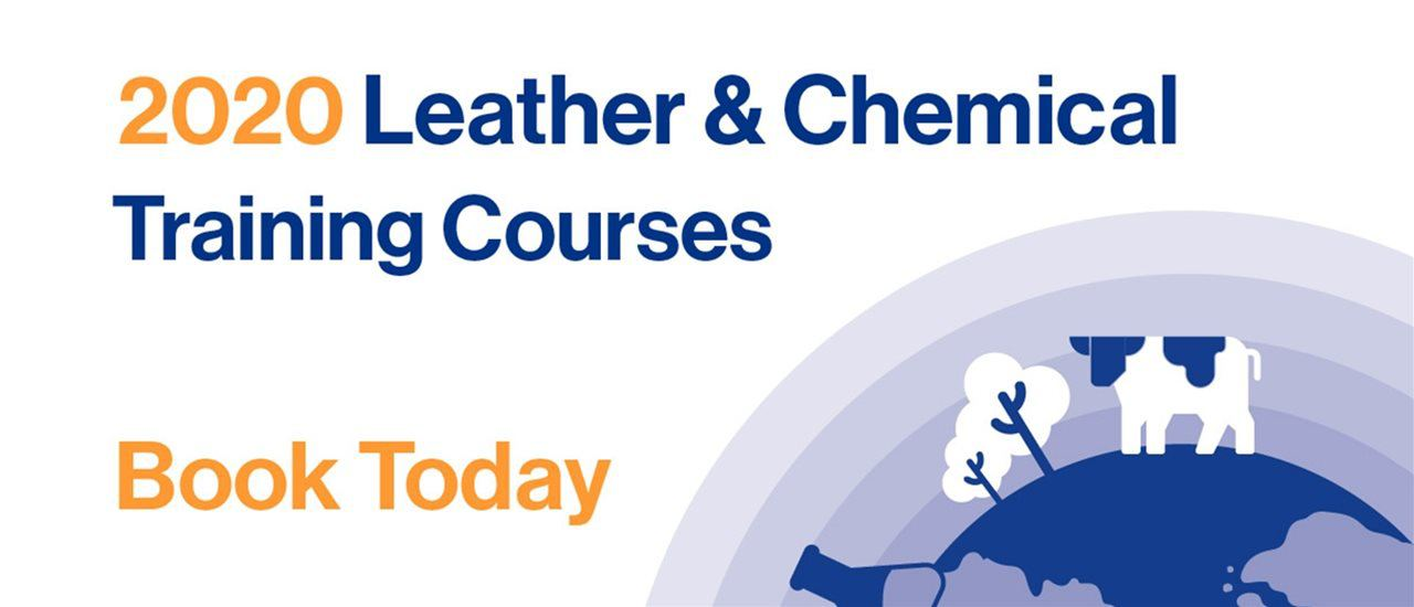 2020 Leather and Chemical Training Courses Announced